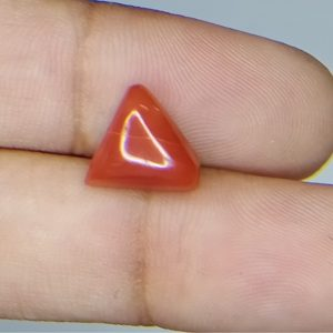 Natural Italian Coral | 3.58ct. | 3.93_ratti@660/-