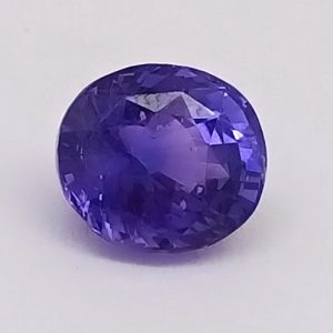 Natural Blue Sapphire- NoTreatment | 4.09_ratti |3.72 ct.@9,900/-