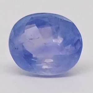 Natural Blue Sapphire- NoTreatment | 5.12_ratti | 4.66ct.@3850/-