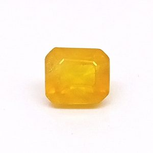Natural Yellow Sapphire- Treatment | 6.28_ratti | 5.72ct.@825/-