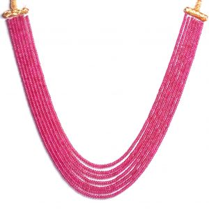 Natural Ruby | String(mala) | 550.68ct.@55/-