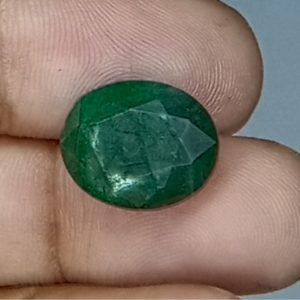 Natural Emerald- NoTreatmet | 8.09_ratti | 7.36ct.@2970/-
