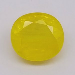 Natural Yellow Sapphire- NoTreatment | 8.24_ratti | 7.50ct.@1980/-