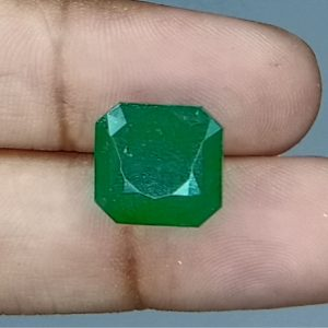 Natural Emerald- NoTreatment | 8.37_ratti | 7.62ct.@8250/-