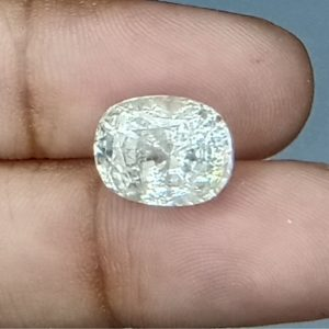 Natural Yellow sapphire- NoTreatment | 9.33_ratti | 8.49ct.@6050/-
