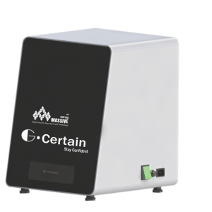 G-CERTAIN (SYNTHETIC DIAMOND TESTING INSTRUMENT)